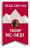 Trail Life Troop 1421